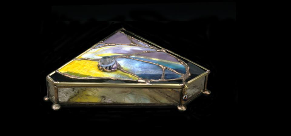 Glass Work Lins Furnaces Box
