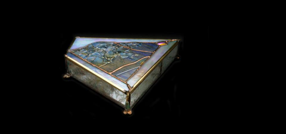 Glass Work Dribble Box