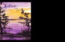 "Album cover for ""Nightbird"" by John Best"