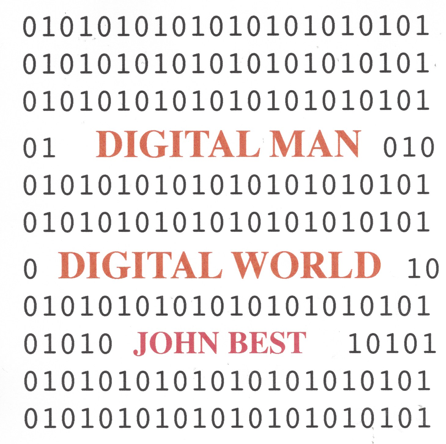 Album cover for 'Digital Man/Digital World'