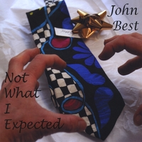 Album cover for 'Not What I Expected'